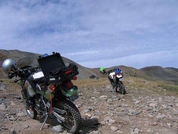2005 Colorado Motorcycle Trip